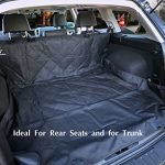 honda element dog seat cover