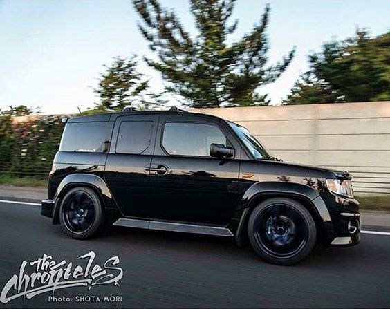 The Best Custom Honda Element Mods Inspiration Goals