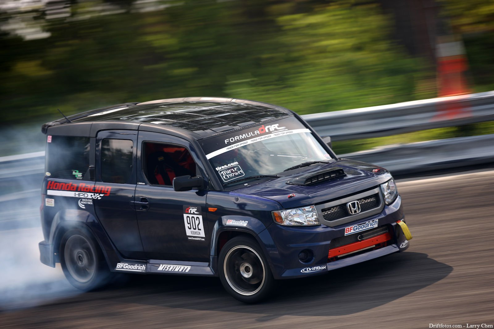 Jdm Honda Element Sliding Drift