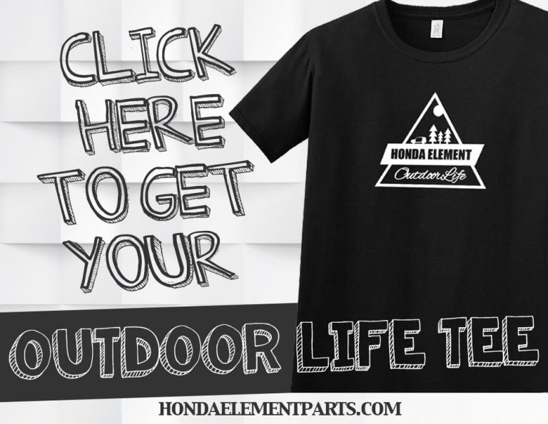 Honda Element Outdoor Life Shirt Flyer