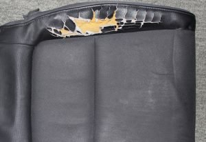 Honda Element Seat Torn