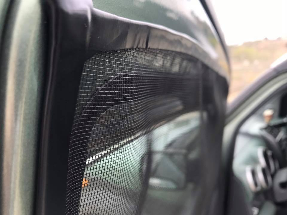 Cleanest Bug Net Install
