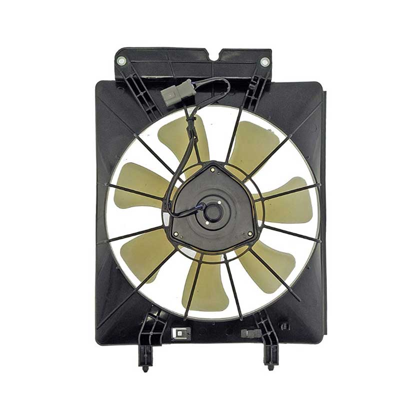 how to replace honda element ac condenser fan