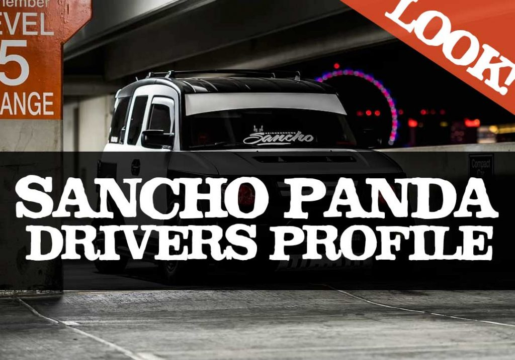 honda element sancho panda drivers profile look