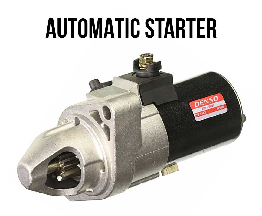 How To Change Honda Element Starter The Easy Way automatic starter