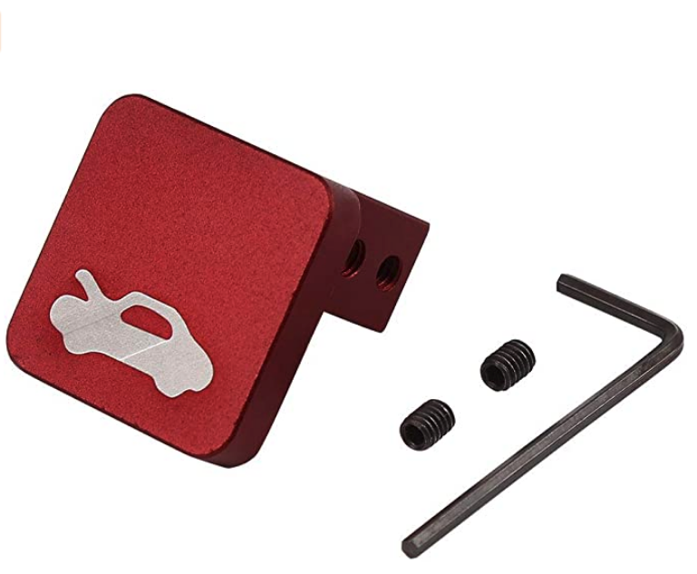 how to fix honda element hood latch lever