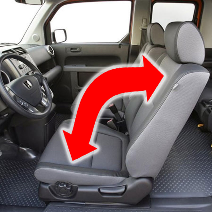 how to fix honda element rocking chair problem